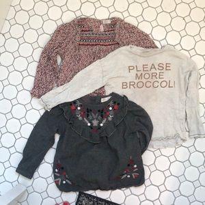 3/4 Zara Shirt Bundle